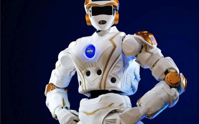 De valkerie-robot