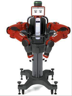 De industriele robot Baxter
