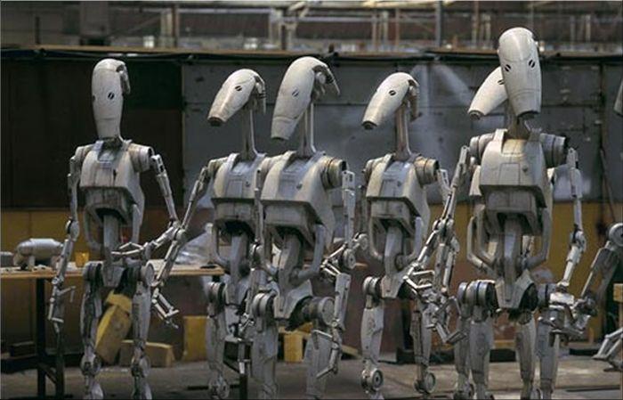 Robot-leger