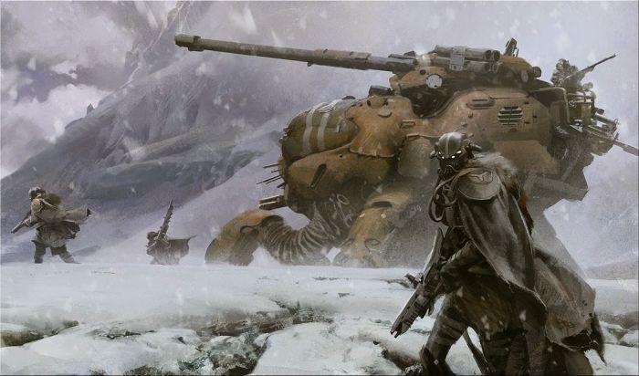 oorlog-robots