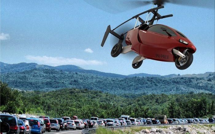De Pal-V vliegende auto