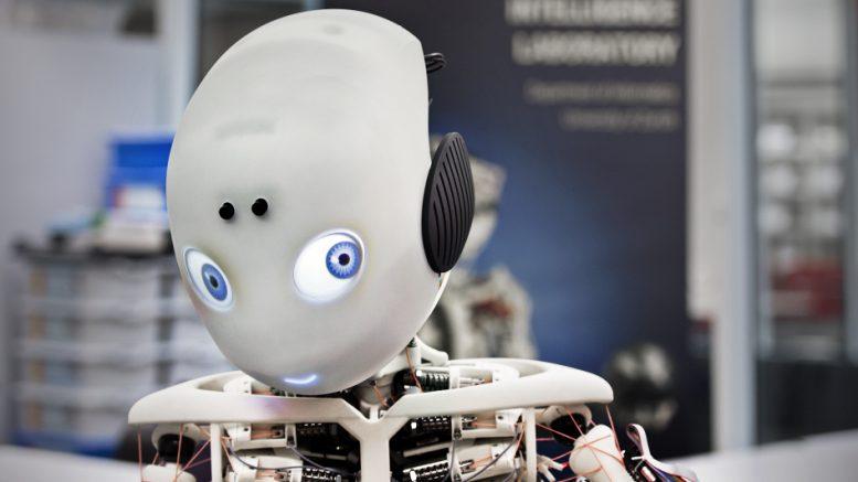 Roboy de robot