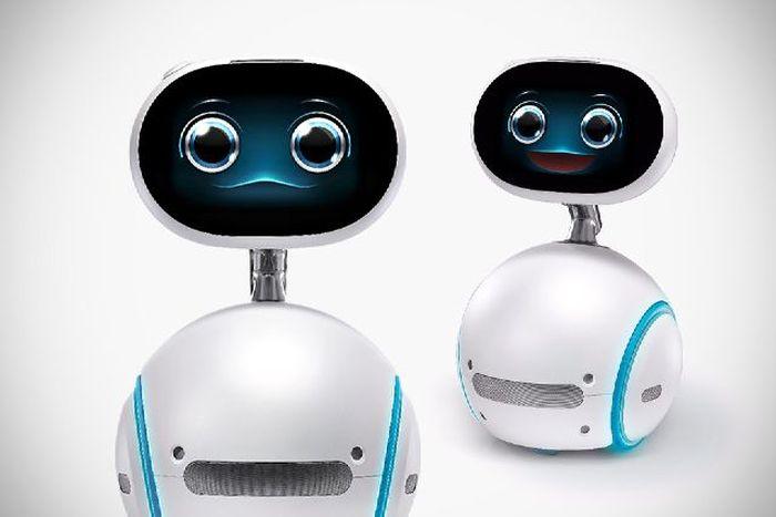Zenbo de server-robot