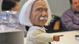 De Einstein-robot