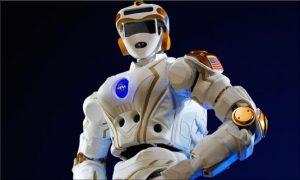 R2 space-robot