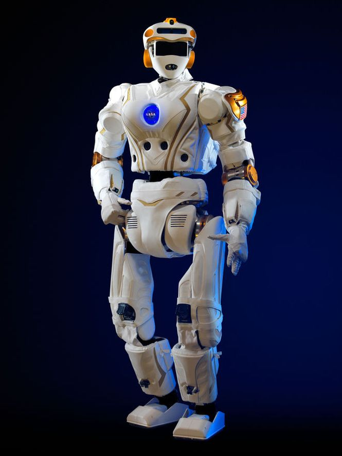 De robot R2