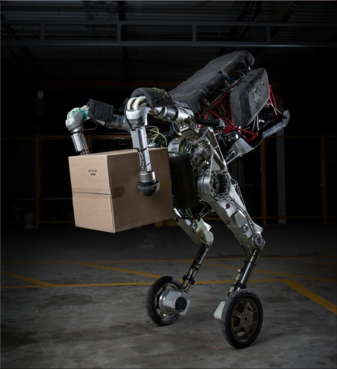 De robot Handler