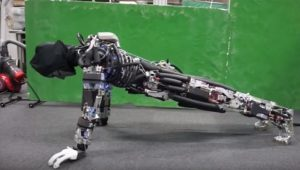 De onvermoeibare robot Kengoro