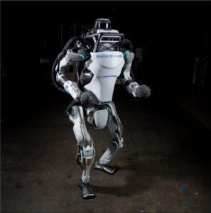 Atlas BostonDynamics humanoide