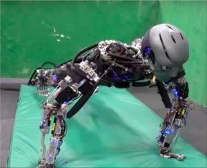 anatomische-correcte-robot