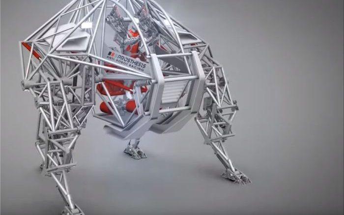Robots uit de toekomst