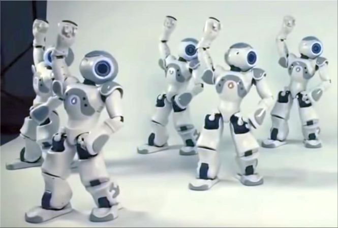 Future Robots Robophobia Nl