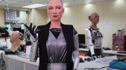 Sophia de robot